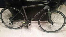 Ex-display Unused Boardman Pro Mens City Hybrid Bike 49cm Medium