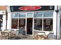 Business For Sale Cafe Takeway Bournemouth