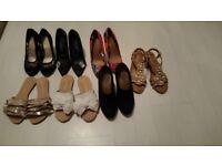 Boots/Heels/Flip Flops