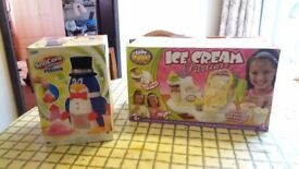 Ice cream parlour and SnoCone Party Penguin