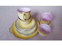 Vintage Royal Art Pottery Tea Set