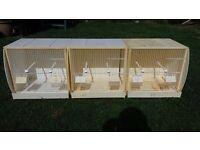 plastic breeding cage