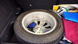 Renault captur 4 alloy wheels 205x60 R16