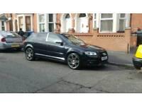 Audi A3 2.0 S Line Black Edition