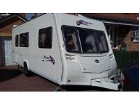 Bailey Pageant Series 6 Champagne 4 Berth Caravan