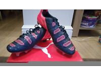 Football Boots - Puma EvoPower 1.2 Size 8