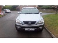 2005 Kia Sorento CRDI (PRESTINE CONDITION)