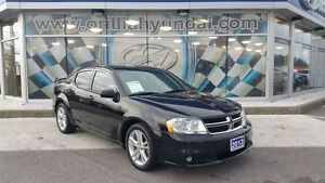 2013 Dodge Avenger SXT-ALL IN PRICING-$74 BIWKLY+HST/LICENSING