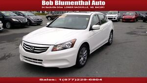 2012 Honda Accord EX-L Auto ($74 weekly, 0 down, all-in, OAC)
