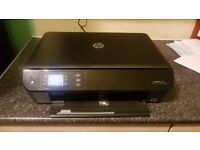 HP ENVY 4507 PRINTER ALL IN ONE PRINT SCAN WIFI COPY PHOTO WIRELESS .