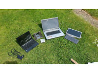 Joblot Laptops Spares or Repairs