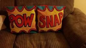 Retro cushions new