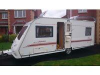 2002 Elddis Odyssey 534 Fixed Bed Caravan