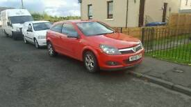 2006 vauxhall astra breaking for spares