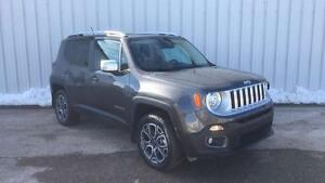 2016 Jeep Renegade Limited 4x4 - Leather -  Remote Starter