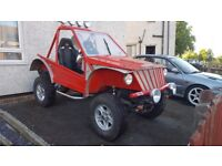 Sj410 on/off road 4x4 buggy