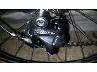 Planet X procarbon bike