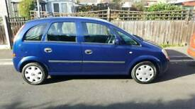 Vauxhall merriva 1.6 enjoy
