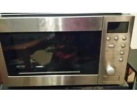 Cata Built-in Integrated Microwave Oven BMSW20 Caravan Boat Home