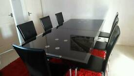JOHN PETERS DINING TABLE