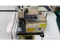 sewing machine Brother 5 thread Industrial overlocker