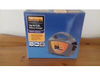 Halfords petrol 1.2 battery charger