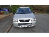Suzuki alto GL 1.0 litre £30 road tax,LOW MILES .1 YEAR MOT,1 owner only Full service history.