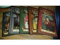 Spiderwick Chronicles book set