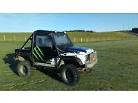 OFF+ON ROAD EXTREME 4X4 BUGGY MAKES GO KARTS AND RAGE BUGGYS LOOK LIKE KIDS TOYS