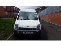 2005 FORD TRANSIT CONNECT L230 D IN IMMACULATE CONDITION