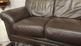 3x2 leather suite