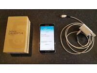 Samsung Galaxy S5 16gb in electric blue