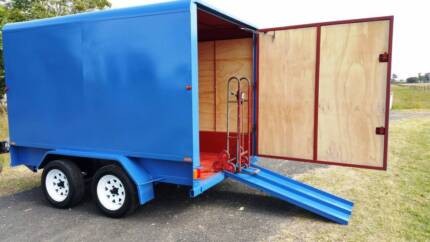 $70/day HIRE - Enclosed Weatherproof Furniture Removalist Trailer