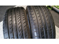215 55 16 2 x tyres Champiro GT Radial UHP1