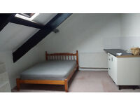 2nd Floor Large Bedsit, Dew Street, Haverfordwest