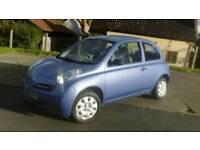 Nissan micra 1.2 petrol 2004 3Dr FULL Dealer history