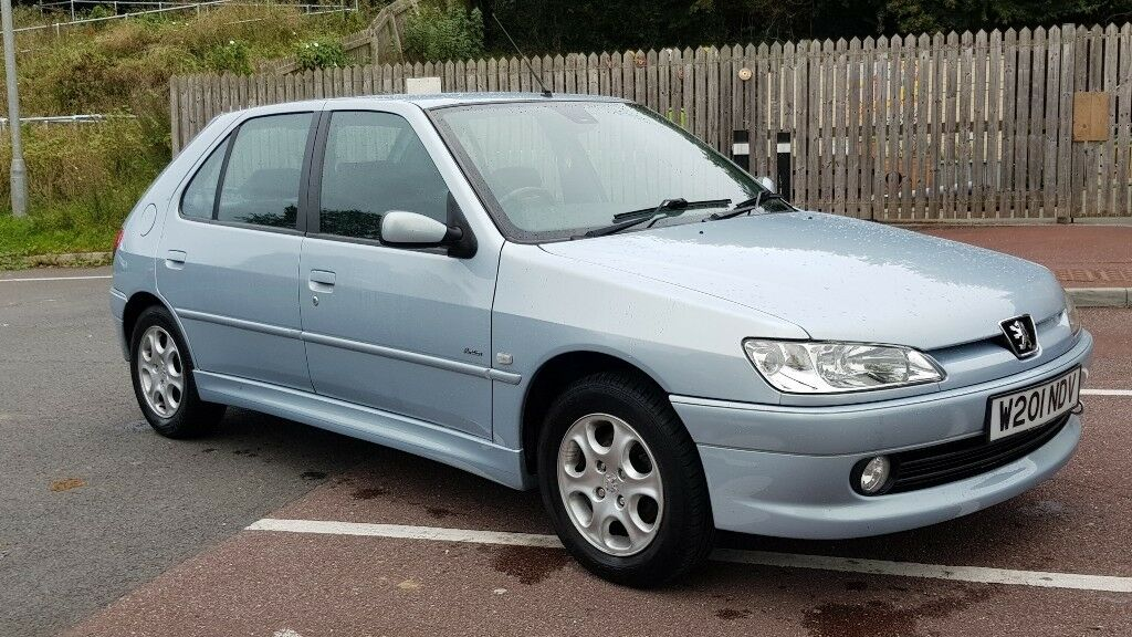 Peugeot 306 meridian 1.8l petrol low miles excellent condition full peugeot service history