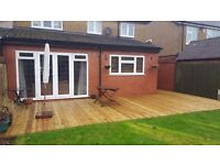 Gazebos,fences, sheds, decking, patios building and repair , decking lights installation