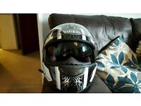Motor bije helmet