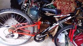 Traxs men's full size bike