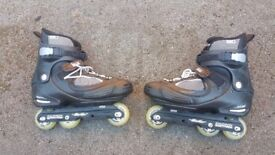Skates few pairs to chice from got some more best to come and have a look and tray some on!