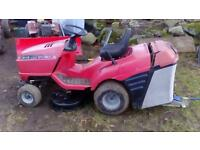ride on mower honda 2113