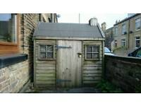 Garden Shed - COLLECTION ONLY