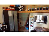 Studio Room, Bargain, Philbeach Gardens, Earls Court, Private Gardens