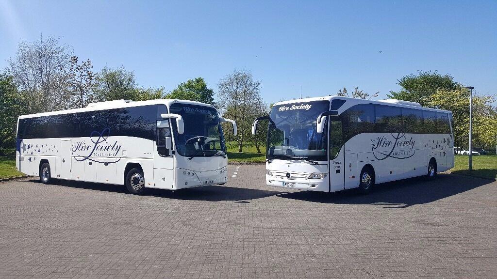 Affordable Luxury Executive Coach & Quality Mini-Coach Hire 22 to 70 seats, East Kilbride, Glasgow