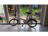 Carrera TRANSIT Folding Bike 6061 T6 - £180.00 - EXCELLENT CONDITION (Hardly used)
