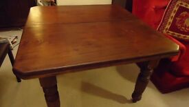 Victorian Winder Extending Dining Table