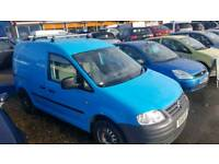 2010 VW CADDY 2.0 DIESEL ONLY 51.000 MILES FROM NEW 12 MONTHS FREE WARRANTY