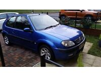 CITROEN SAXO 1,6 VTR 2002 - GOOD CONDITION