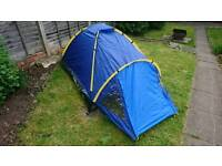 2 man camping tent used great condition